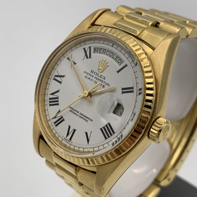 Rolex Day-Date 1803 Buckley Dial 36 mm 1976