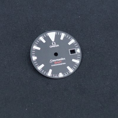 OMEGA Seamaster GMT Dial+Hands