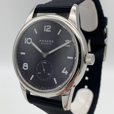Nomos Club Automat Navy 753.S2 Limited to 175 Pieces 03/2021