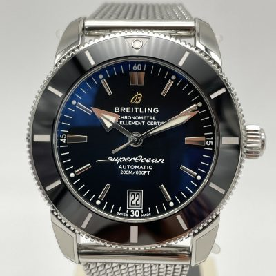 Breitling Superocean Heritage B20 42 AB2010121B1A1 NEW 09/2021